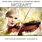 Mozart: The Violin Sonatas, Vol. 11 by Anna Lena Leyfeldt