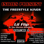 Freestyle Kings Volume 3 by Lil' Flip