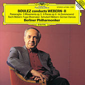 Boulez conducts Webern II by Berliner Philharmoniker