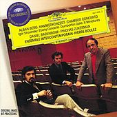 Berg: Chamber Concerto / Stravinsky: Ebony Concerto; Dumbarton Oaks; 8 Miniatures by Various Artists