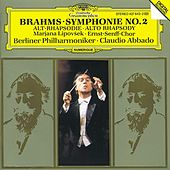 Brahms: Symphony No.2; Alto Rhapsody by Various Artists