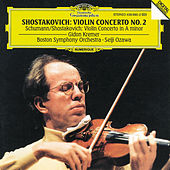 Shostakovich: Violin Concerto  No.2 / Schumann/Shostakovich: Violin Concerto in A minor by Gidon Kremer