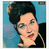 Marilyn Horne : Classic Recital by Marilyn Horne