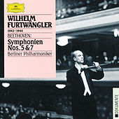 Beethoven: Symphonies Nos.5 & 7 by Berliner Philharmoniker