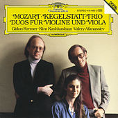 Mozart: Kegelstatt-Trio; Duos for Violin and Viola by Gidon Kremer