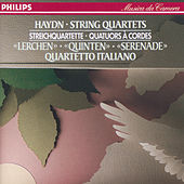 Haydn: 3 String Quartets Opp.3 No.5, 64 No.5 & 76 No.2 by Quartetto Italiano