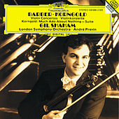 Barber: Violin Concerto / Korngold: Violin Concerto; Much Ado About Nothing by Gil Shaham