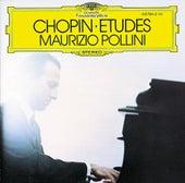 Chopin: Etudes Opp.10 & 25 by Maurizio Pollini
