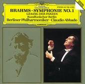 Brahms: Symphony No.1; Gesang der Parzen by Various Artists