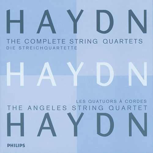 Haydn: The Complete String Quartets by Angeles String Quartet