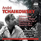 A. Tchaikowsky: Music for Piano, Vol. 1 by Various Artists