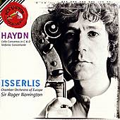 Cello Concertos In C And D / Sinfonia Concertante by Steven Isserlis
