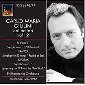 Carlo Maria Giulini Collection, Vol. 2 by Philharmonia Orchestra
