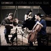 Dvořák, Smetana & Suk: Piano Trios by Sitkovetsky Trio