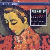 Prokofiev: Classical Symphony in D Major, Violin Concerto No. 2, Romeo and Juliet Suite No. 2 by Wanda Wilkomirska