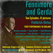 Frederick Delius: Fennimore and Gerda by Various Artists