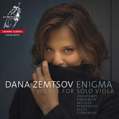 Enigma: Works for Solo Viola by Dana Zemtsov