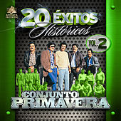 20 Exitos Historicos, Vol. 2 by Conjunto Primavera