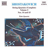 String Quartets (Complete) Vol. 5 by Dmitri Shostakovich