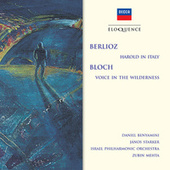 Berlioz: Harold In Italy; Bloch: Voice In The Wilderness by Various Artists