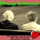 Nostalgie sentimentale by Various Artists