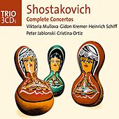 Shostakovich: The Complete Concertos by Various Artists