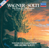 Wagner: Der Ring des Nibelungen (orchestral excerpts) by Wiener Philharmoniker