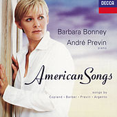 American Songs by Barbara Bonney