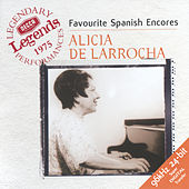 Favourite Spanish Encores by Alicia De Larrocha