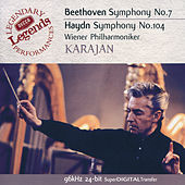 Beethoven: Symphony No.7 / Haydn: Symphony No.104 by Wiener Philharmoniker