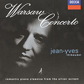 Warsaw Concerto - romantic piano classics from the silver screen by Jean-Yves Thibaudet