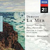 Debussy: La Mer; Images; Nocturnes etc. by Various Artists