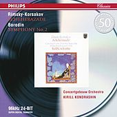 Rimsky-Korsakov: Scheherazade / Borodin: Symphony No.2 by Various Artists
