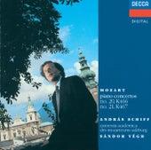 Mozart: Piano Concertos Nos.21 & 20 by András Schiff