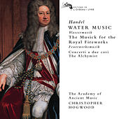 Handel: Water Music/Music for the Royal Fireworks etc. by The Academy Of Ancient Music