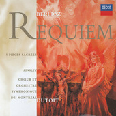 Berlioz: Requiem; Five Sacred Pieces by Various Artists