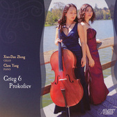 Xiao-Dan Zheng and Clara Yang Play Grieg and Prokofiev by Clara Yang