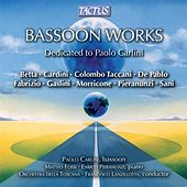Bassoon Works (Dedicated to Paolo Carlini) by Paolo Carlini