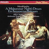 Mendelssohn: A Midsummer Night's Dream by Various Artists