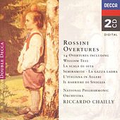 Rossini: 14 Overtures by National Philharmonic Orchestra