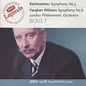Rachmaninov: Symphony No.3 / Vaughan Williams: Symphony No.8 by Various Artists
