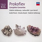 Prokofiev: The Piano Concertos/Violin Concertos etc by Various Artists
