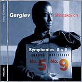 Shostakovich: Symphonies Nos.5 & 9 by Various Artists