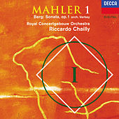 Mahler: Symphony No.1 / Berg: Sonata, Op.1 (orch Verbey) by Royal Concertgebouw Orchestra