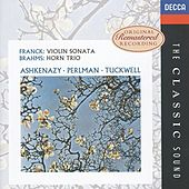 Brahms: Horn Trio / Franck: Violin Sonata by Various Artists