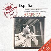 Debussy / Granados / Rimsky-Korsakov etc.: Images / Spanish Dance No.5 / Capriccio Espagnol etc. by Various Artists