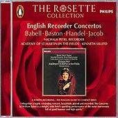 English Recorder Concertos by Michala Petri