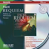 Fauré: Requiem; Pavane; Pelléas et Mélisande by Various Artists