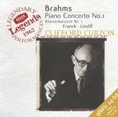 Brahms: Piano Concerto No.1 / Franck: Variations Symphoniques /  Litolff: Scherzo by Sir Clifford Curzon