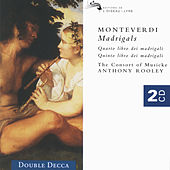 Monteverdi: Fourth and Fifth Books of Madrigals by Consort Of Musicke